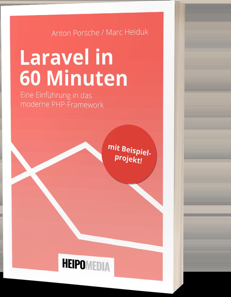 Laravelbuch Cover